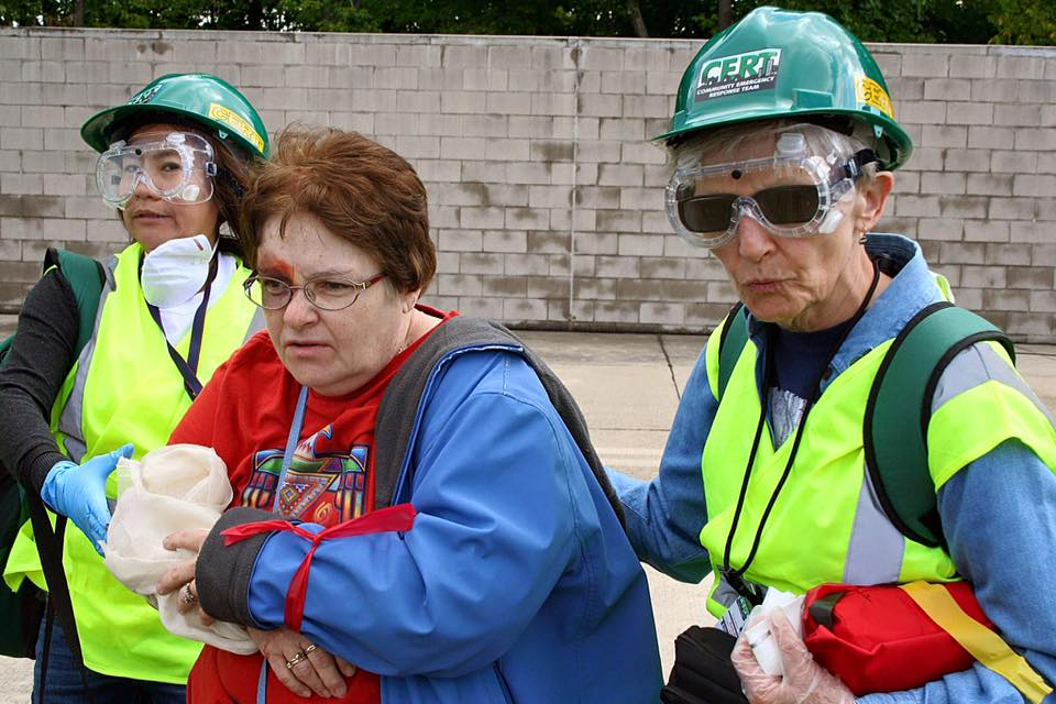 CERT Rescue Operations