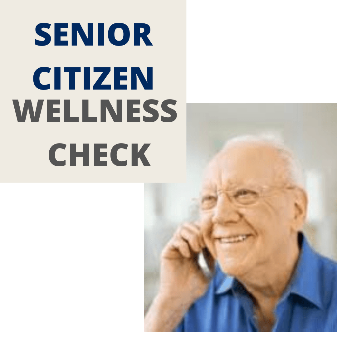 Senior Wellness Check Image
