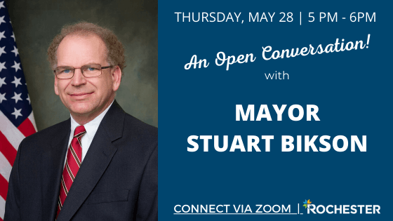 May Coffee with the Mayor