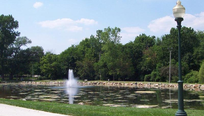 Municipal Park Pond